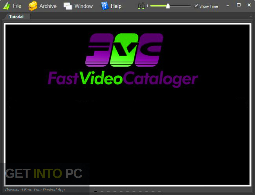 Fast Video Cataloger Free Download-GetintoPC.com