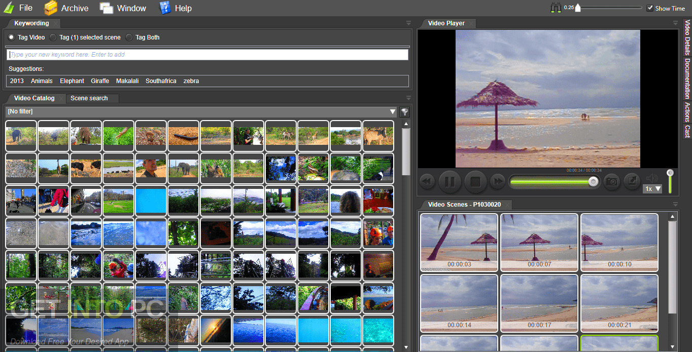 Fast Video Cataloger Latest Version Download-GetintoPC.com