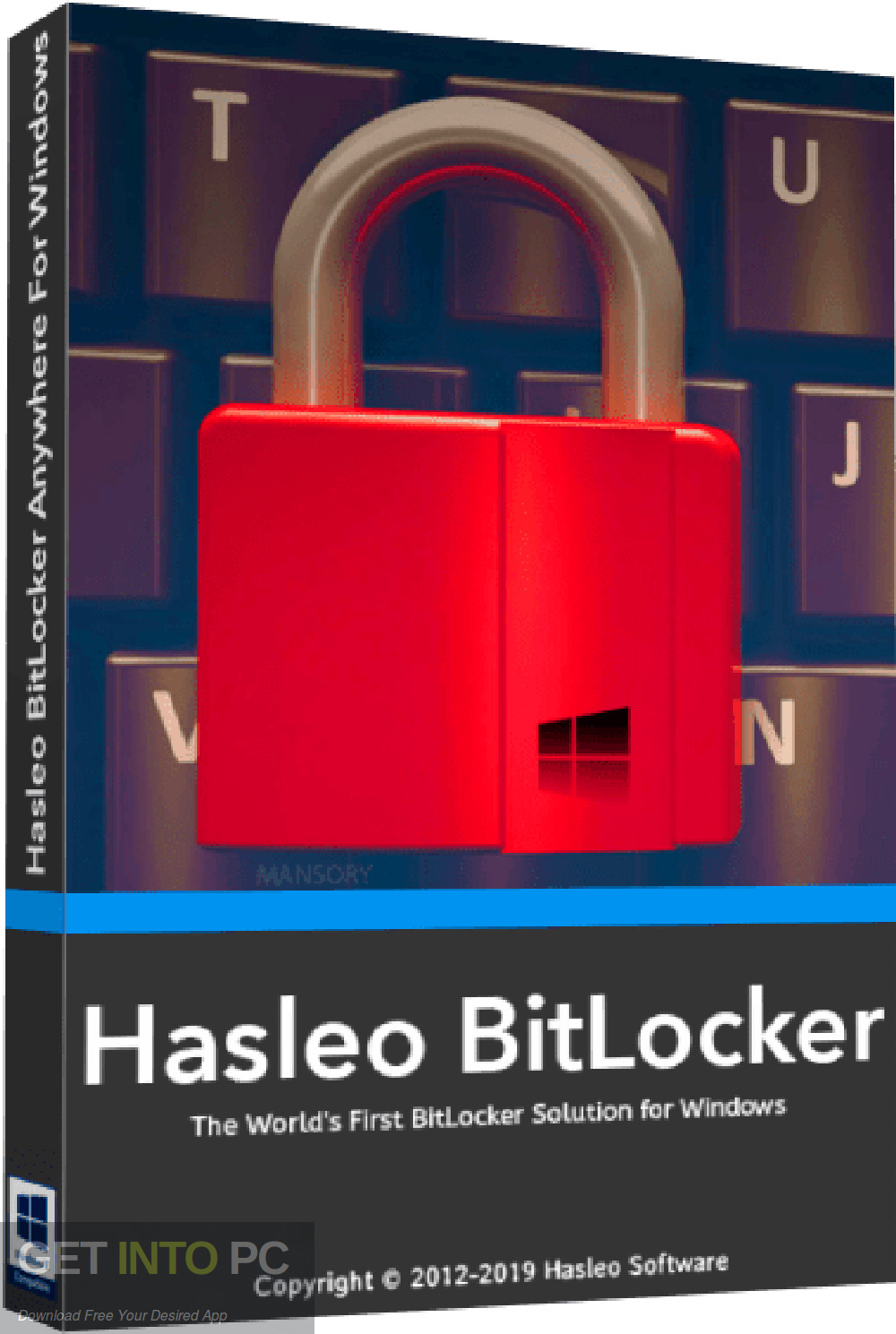 Hasleo BitLocker Anywhere Free Download-GetintoPC.com