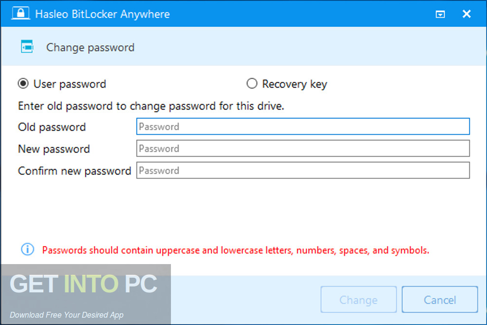 Hasleo BitLocker Anywhere Offline Installer Download-GetintoPC.com