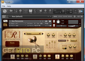 Impact Soundworks Rhapsody Orchestral Percussion (KONTAKT) Direct Link Download-GetintoPC.com