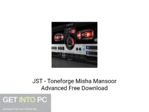 JST Toneforge Misha Mansoor Advanced Latest Version Download-GetintoPC.com