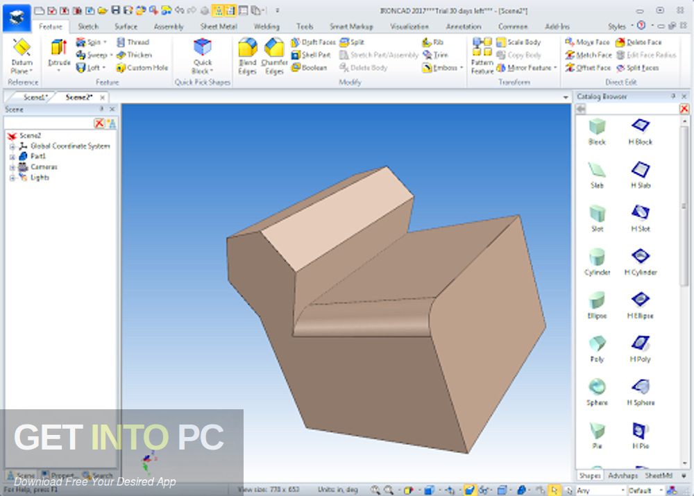 KeyCreator Direct CAD Cubicle 13.5.0 Offline Installer Download-GetintoPC.com