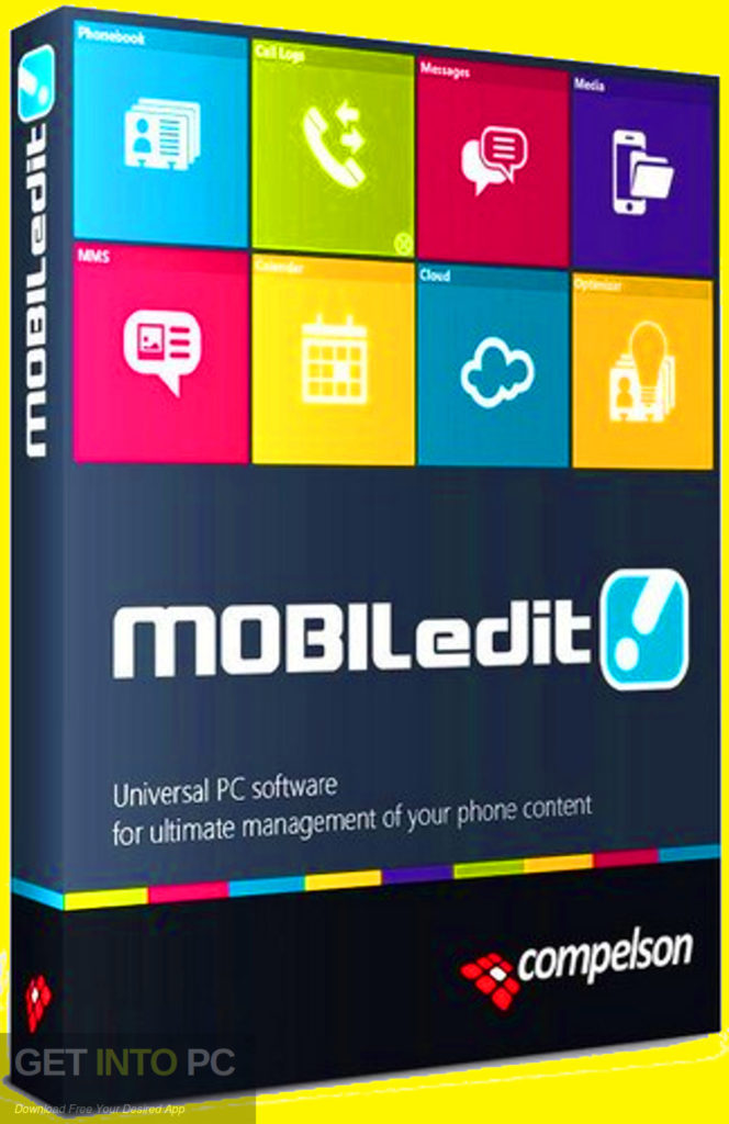 [PCソフト] MOBILedit Enterprise 2019