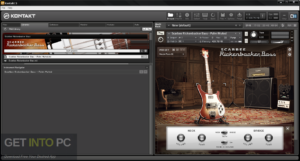 Native Instruments Scarbee Rickenbacker Bass: The Official Rock Legend (KONTAKT) Free Download-GetintoPC.com
