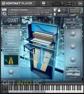 Native Instruments The Giant v1.2.0 (KONTAKT) Direct Link Download-GetintoPC.com