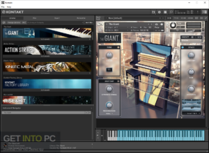 Native Instruments The Giant v1.2.0 (KONTAKT) Free Download-GetintoPC.com
