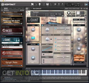 Native Instruments The Giant v1.2.0 (KONTAKT) Offline Installer Download-GetintoPC.com