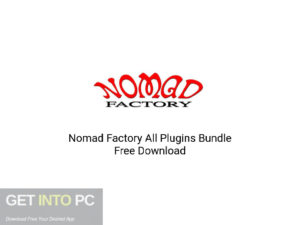 Nomad Factory All Plugins Bundle Latest Version Download-GetintoPC.com