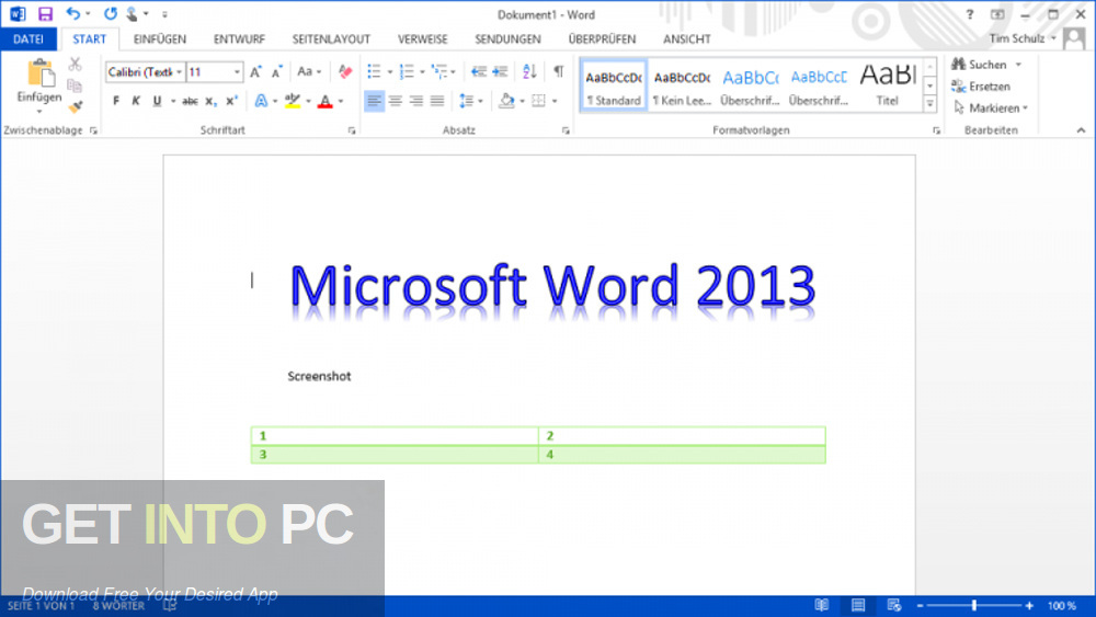 Office 2013 Professional Plus SP1 Updated Sep 2019 Latest Version Download-GetintoPC.com
