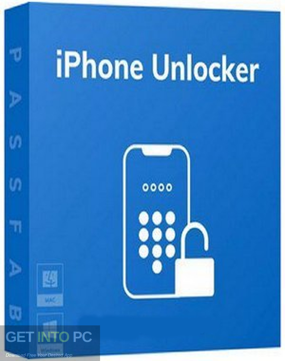 PassFab iPhone Unlocker Free Download-GetintoPC.com