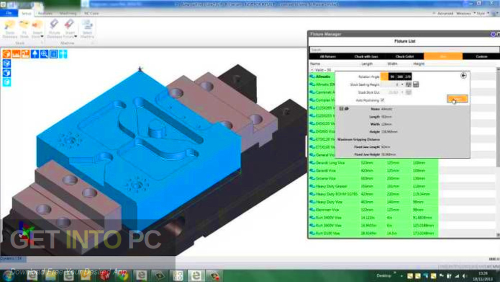 Planit Edgecam 2014 R2 Latest Version Download-GetintoPC.com