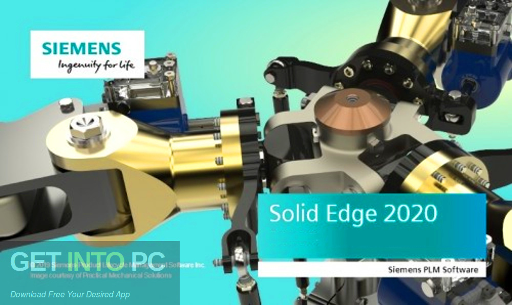 Solid Edge 2020 Free Download-GetintoPC.com