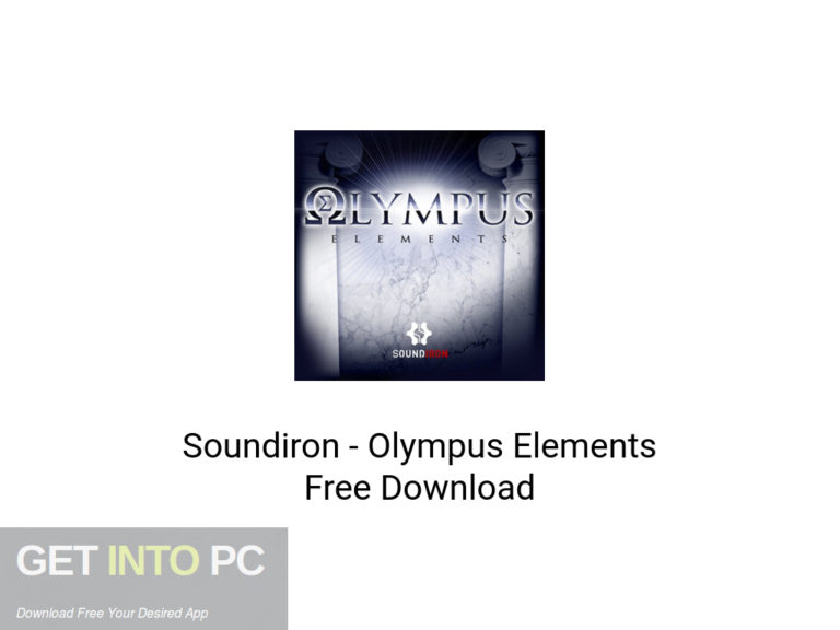 [PCソフト] Soundiron – Olympus Elements