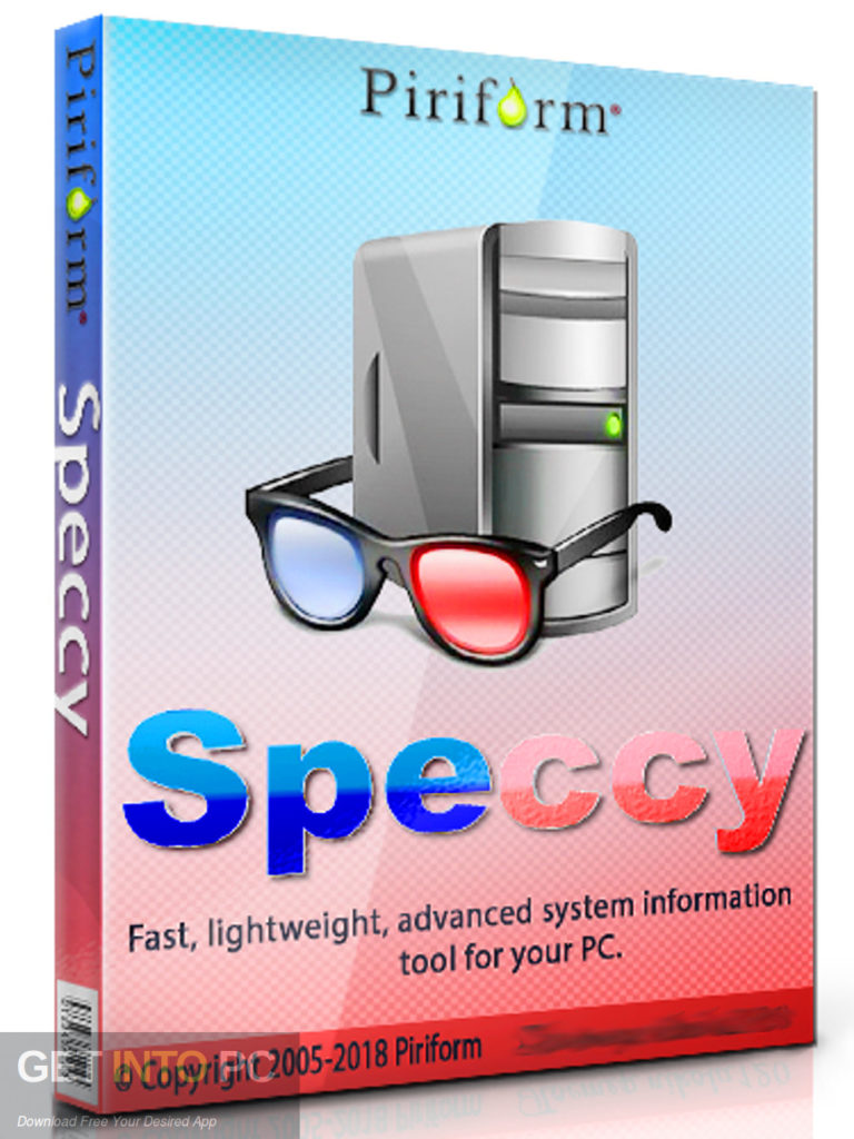 [PCソフト] Speccy