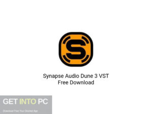 Synapse Audio Dune 3 VST Latest Version Download-GetintoPC.com