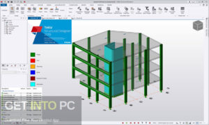 Tekla Structures 2019 Free Download-GetintoPC.com