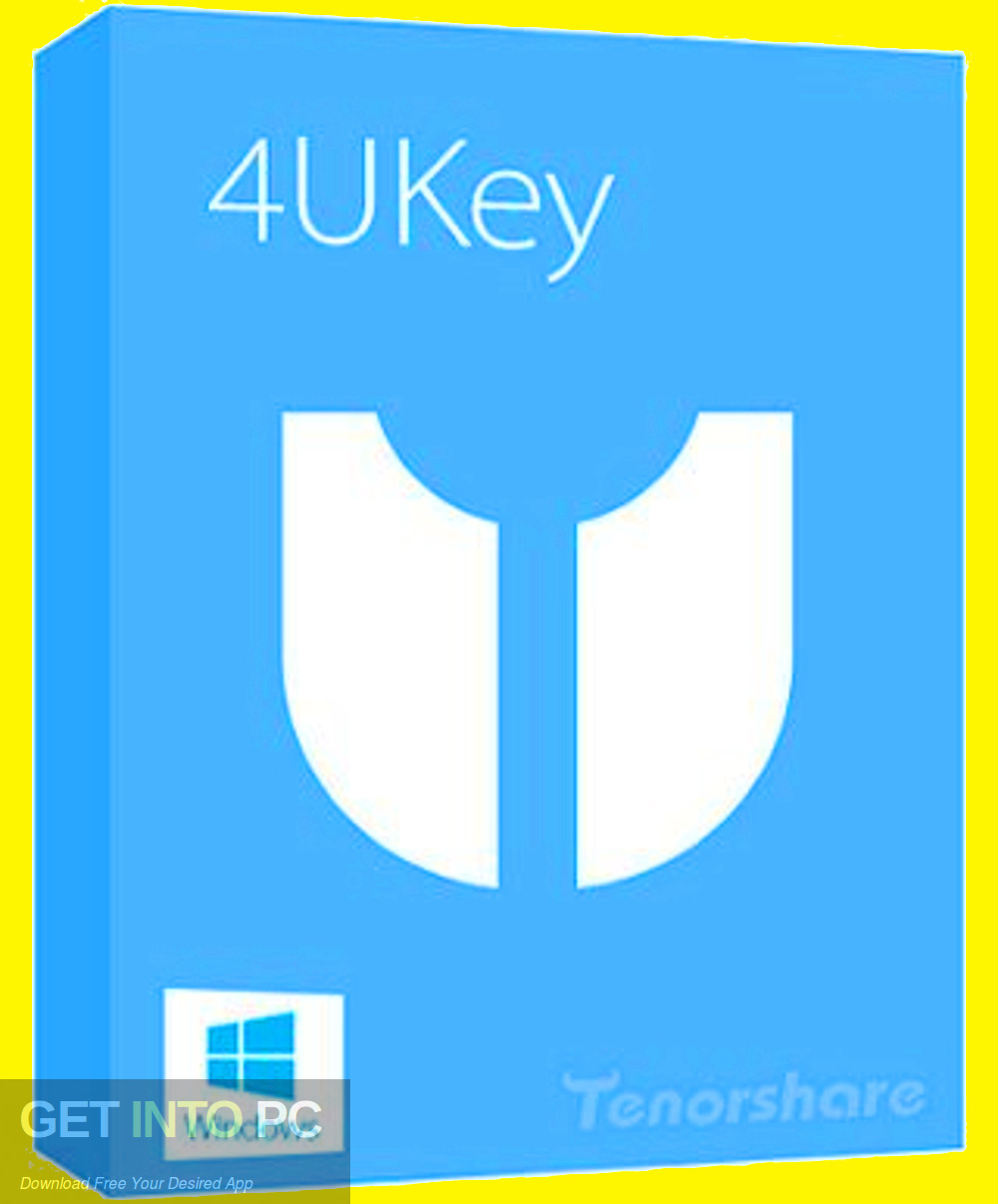 Tenorshare 4uKey Android Pro 2019 Free Download-GetintoPC.com
