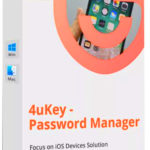 Tenorshare 4uKey Password Manager Free Download