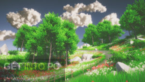 Unity Asset Stylized Forest Environment 2.0 Offline Installer Download-GetintoPC.com