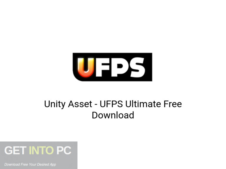 [PCソフト] Unity Asset – UFPS Ultimate
