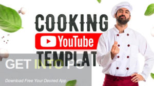 VideoHive Cooking TV After Effects Cook Broadcast Pack Free Download-GetintoPC.com