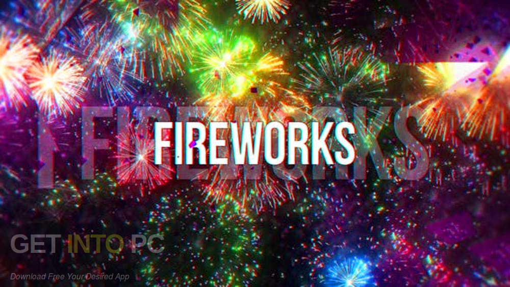 VideoHive - Editable Fireworks Package for After Effects Free Download-GetintoPC.com
