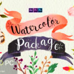 Download VideoHive – Handwriting Watercolor Package for After Effects
