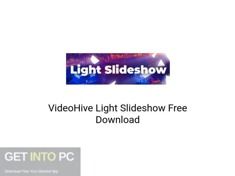 [PCソフト] VideoHive Light Slideshow