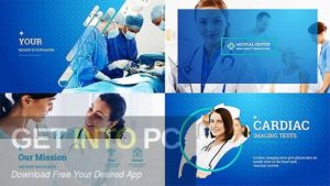 Videohive Medical Clinic After Effects Templates Direct Link Download-GetintoPC.com