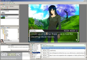 Visual Novel Maker Offline Installer Download-GetintoPC.com