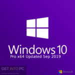 Windows 10 Pro x64 Updated Sep 2019 Free Download