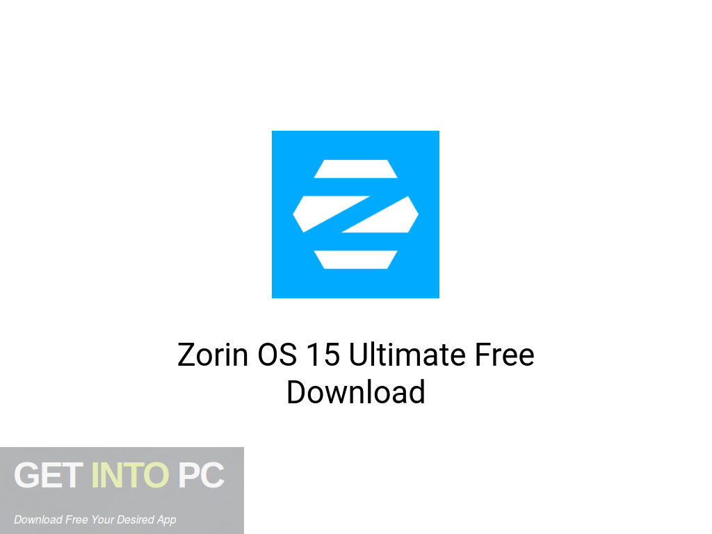 Zorin OS 15 Ultimate Free Download