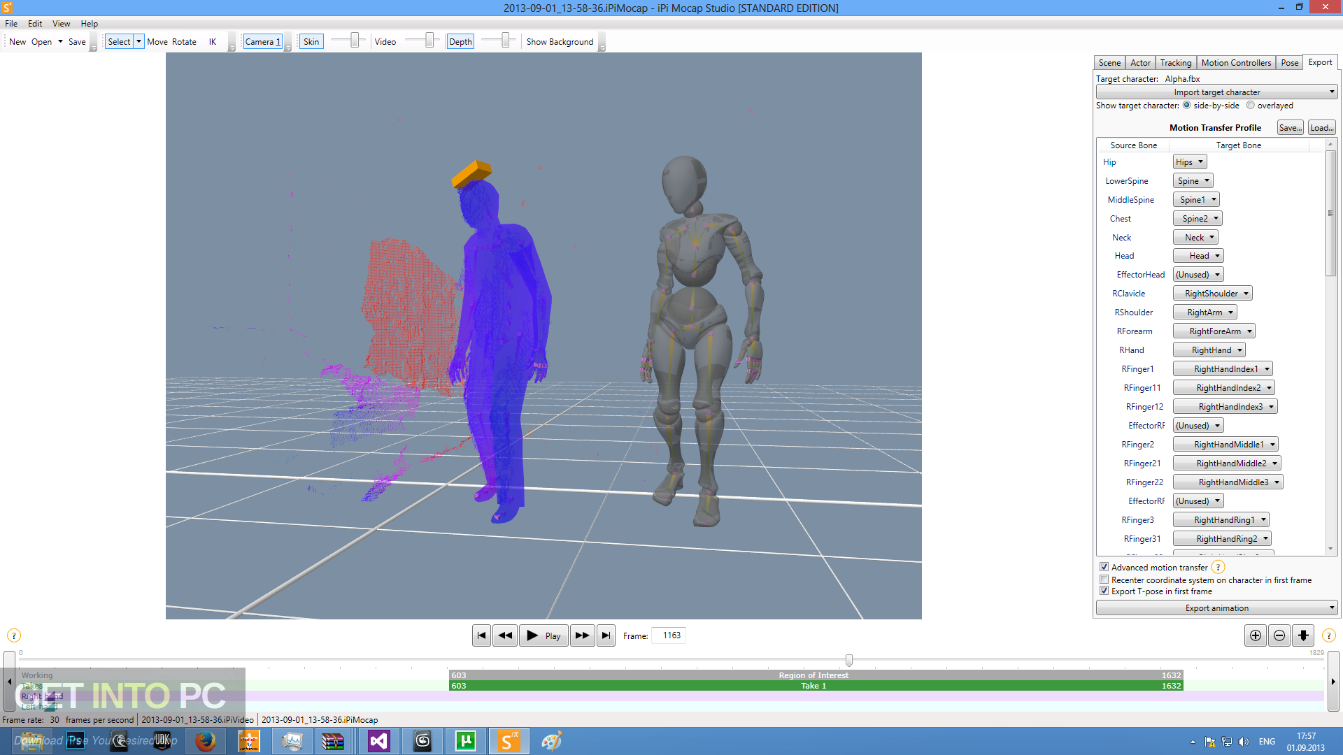 Mocap Device Plug-in Free Download
