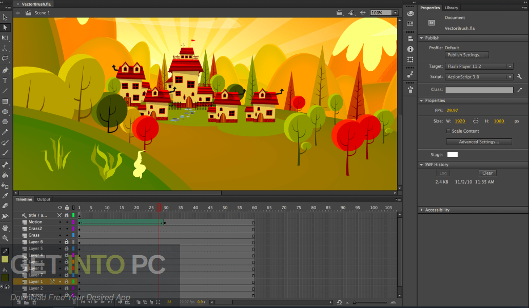 Adobe Animate CC 2021 Latest Version Download