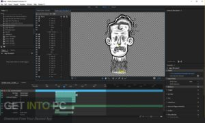 Adobe Character Animator 2020 Free Download-GetintoPC.com