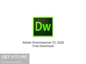 Adobe Dreamweaver CC 2020 Latest Version Download-GetintoPC.com