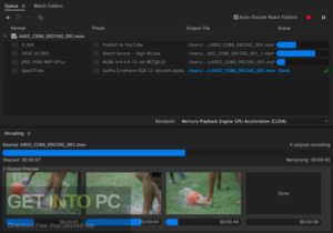Adobe Media Encoder CC 2020 Offline Installer Descargar-GetintoPC.com