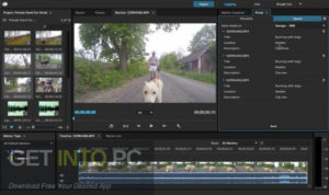 Adobe Prelude CC 2020 Direct Link Download-GetintoPC.com