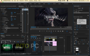 Adobe Premiere Pro CC 2020 Offline Installer Download-GetintoPC.com