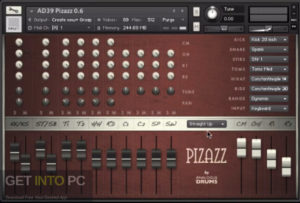 Analogue Drums Pizazz (KONTAKT) Free Download-GetintoPC.com