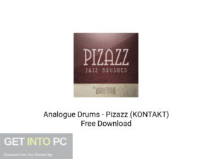 Analogue Drums Pizazz (KONTAKT) Latest Version Download-GetintoPC.com