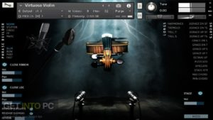 Auddict Virtuoso Violin (KONTAKT) Free Download-GetintoPC.com