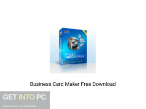 Business Card Maker Latest Version Download-GetintoPC.com