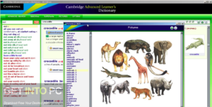 Cambridge Advanced Learner's Dictionary Fourth edition 2013 Offline Installer Download-GetintoPC.com
