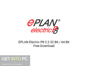 EPLAN Electric P8 2.2 32 Bit 64 Bit Latest Version Download-GetintoPC.com
