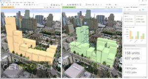 Esri CityEngine 2019 Free Download-GetintoPC.com