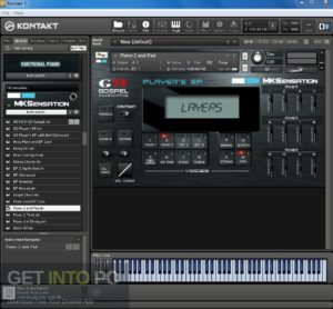Gospel Musicians - MKS 20 Piano Module MKSensation (KONTAKT) Direct Link Download-GetintoPC.com