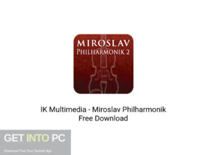 IK Multimedia Miroslav Philharmonik Latest Version Download-GetintoPC.com