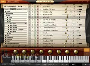 IK Multimedia Miroslav Philharmonik Offline Installer Download-GetintoPC.com